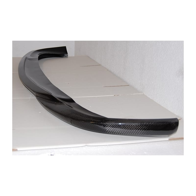 Carbon Front Lip MERCEDES-BENZ W211 amg E55 02-06