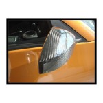 1. CARBON MIRROR COVER NISSAN 350Z