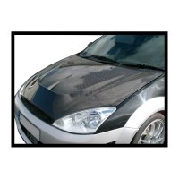 3. CARBON HOOD FORD FOCUS '98-'04