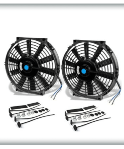 RADIATORS COOLING FANS