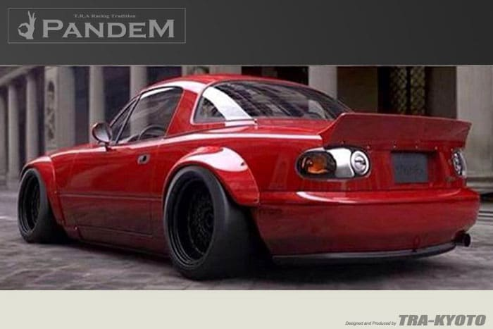 wide body rocket bunny mazda mx 5 na street performance. Black Bedroom Furniture Sets. Home Design Ideas
