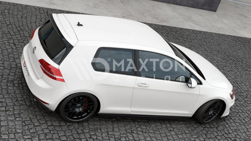 spoiler cap vw golf vii gti street performance. Black Bedroom Furniture Sets. Home Design Ideas