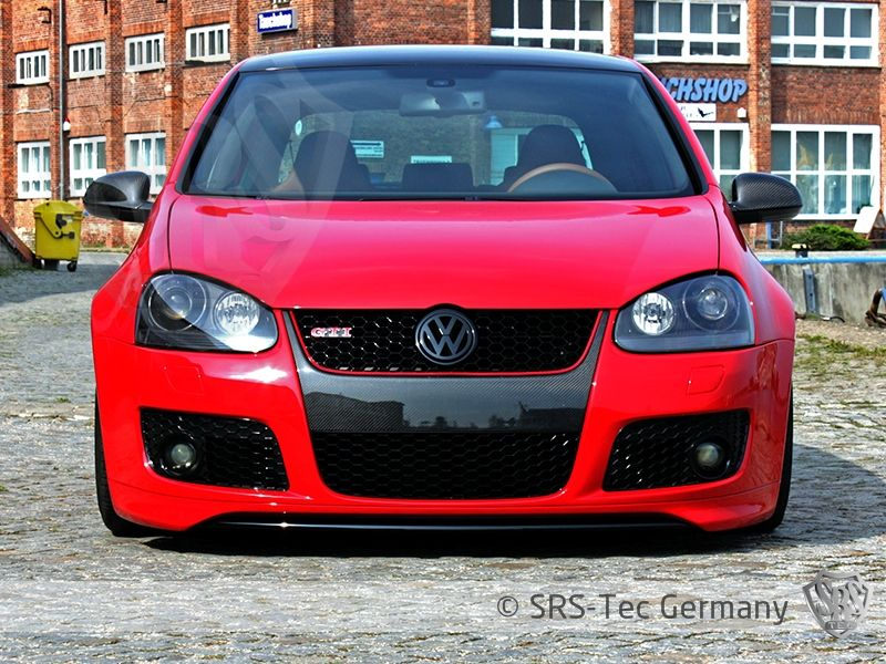 Wide Fenders GT VW GOLF V