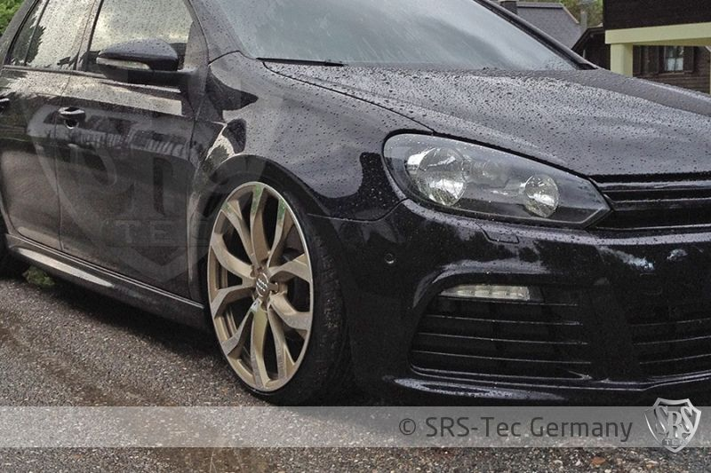 wide fenders gt vw golf vi street performance. Black Bedroom Furniture Sets. Home Design Ideas