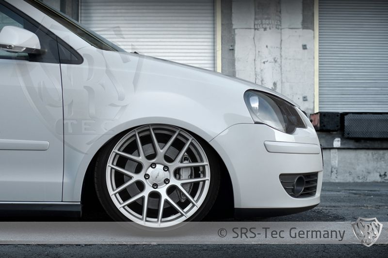 wide fenders gt vw polo 9n3 street performance. Black Bedroom Furniture Sets. Home Design Ideas