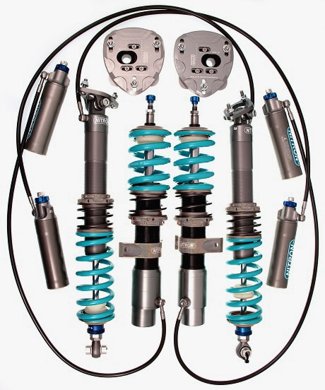 NITRON COILOVER (R3 type Ultra low) for Bmw E46 M3 '00-'07